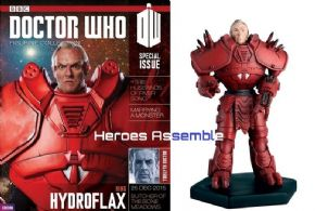 Doctor Who Figurine Collection Special #10 King Hydroflax Eaglemoss